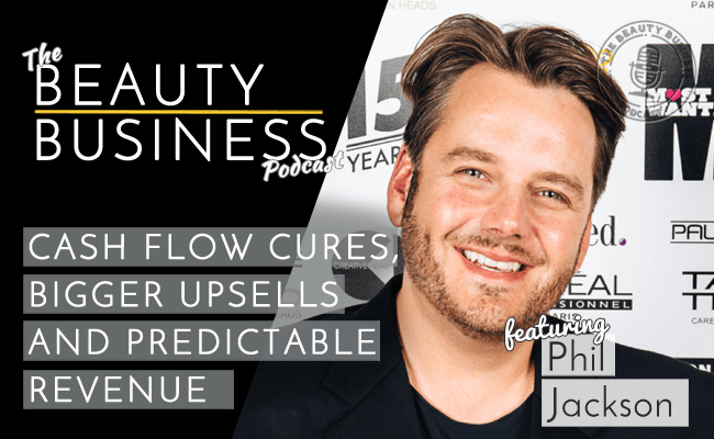 BBP 014 : Cash Flow Cures, Bigger Upsells and Predictable Revenue with Phil Jackson