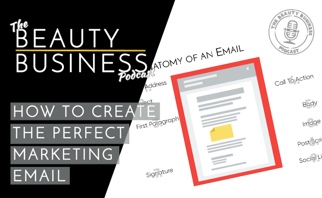 BBP 023 : How To Create The Perfect Marketing Email