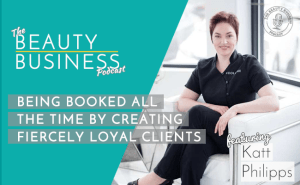 BBP 031 : Being Booked All The Time by Creating Fiercely Loyal Clients with Katt Philipps