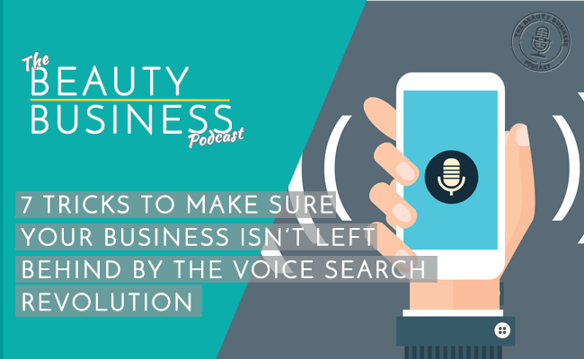BBP 039 : 7 Tricks To Make Sure Your Business Isn't Left Behind by The Voice Search Revolution