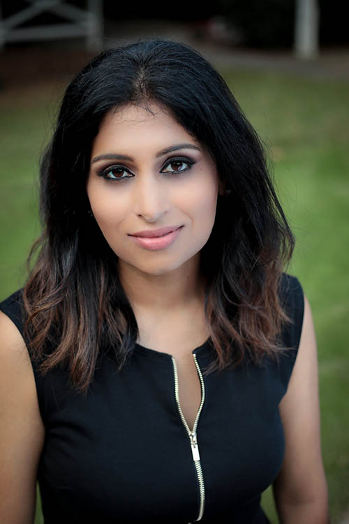 Ami Patel Certified Makeup Artist and Professional Hair Stylist
