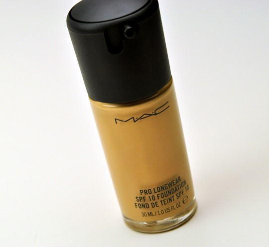 South Asian Bride's First Friend: MAC Pro Longwear Foundation