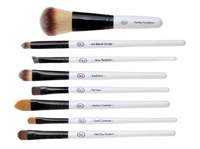 beMineral Make-up kwasten