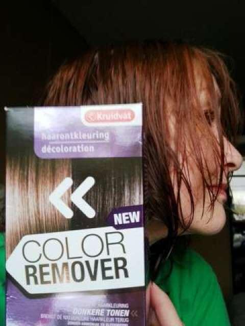 color remover Kruidvat