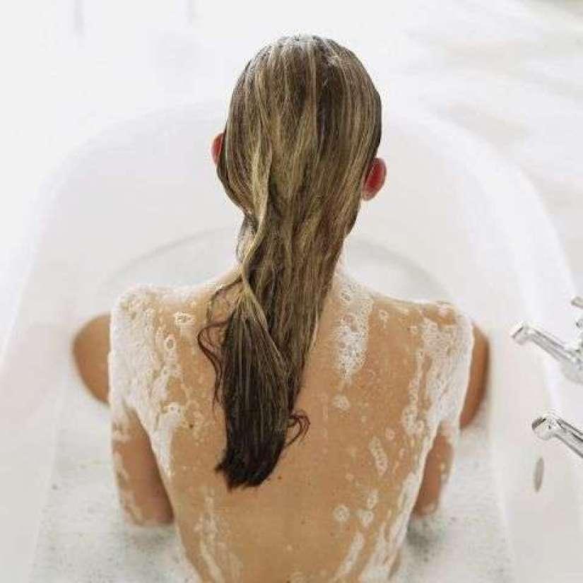 Debucal shampoo