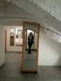 Beneden in de Vondelkerk
