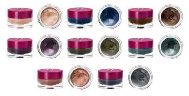 Oriflame The ONE Colour Impact Cream Eye Shadows
