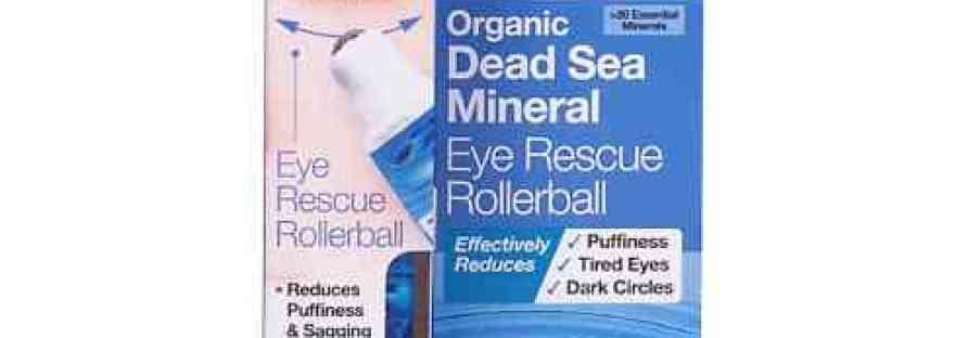 Dead Sea Eye Rescue