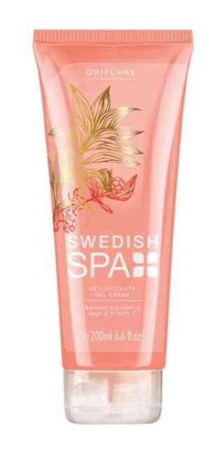 Oriflame Swedish Spa Anti Cellulite Gel Cream