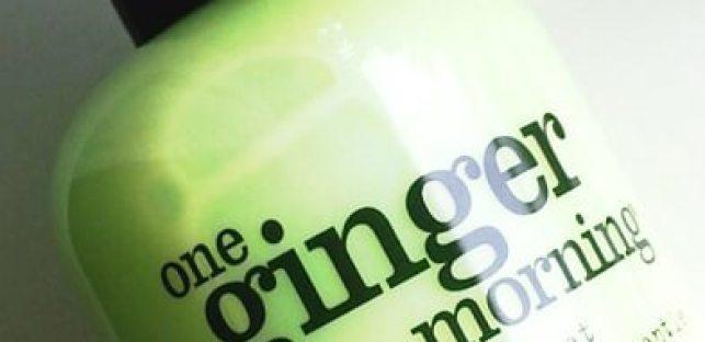treacle moon ginger mornng