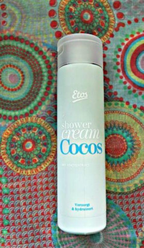 Etos kokos cream