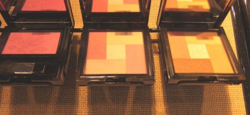 Shimmer compact poeder