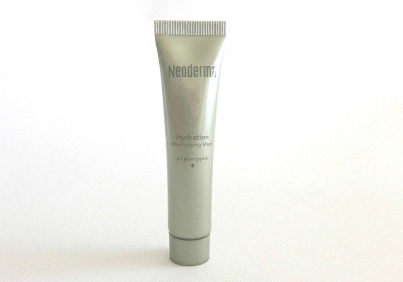 Neoderma hydration moisturizing mask