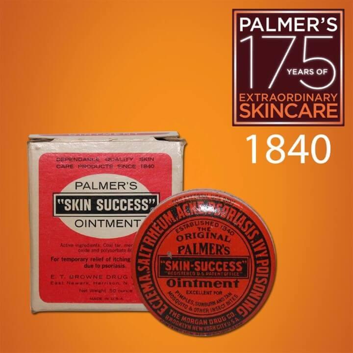 Skin success