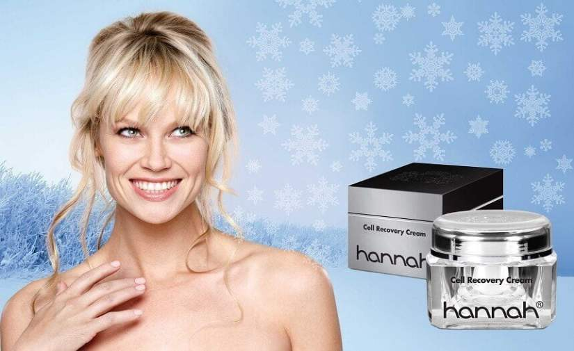 hannah Cell Recovery Cream