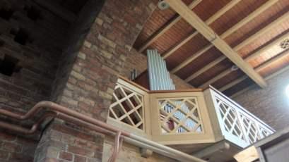 Orgel Dominicuskerk 1