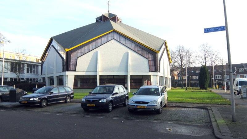 Pniel kerk Utrecht