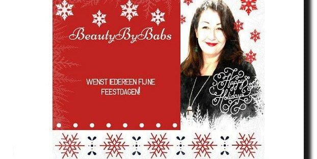 kerstkaart beautybybabs_com 2015