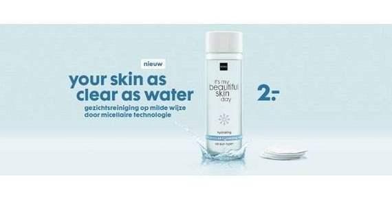 hema micellair water