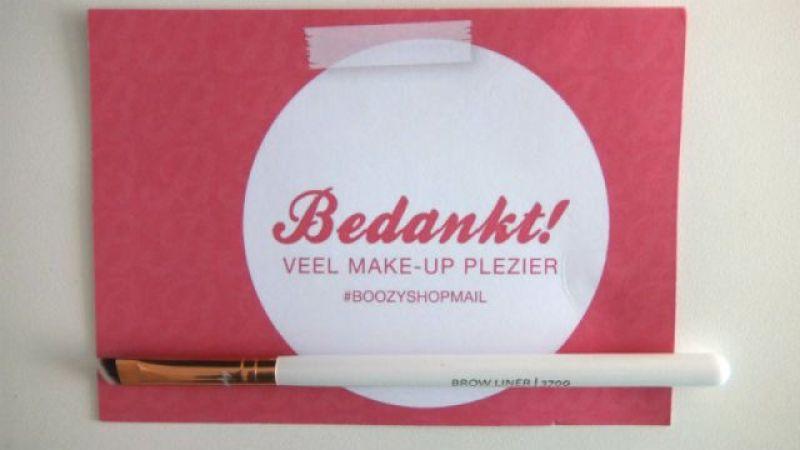 Boozy Cosmetics - Rose Golden Jewelry 3700 Brow Liner 2