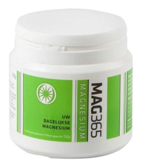 MAG 365 Magnesium Poeder Naturel