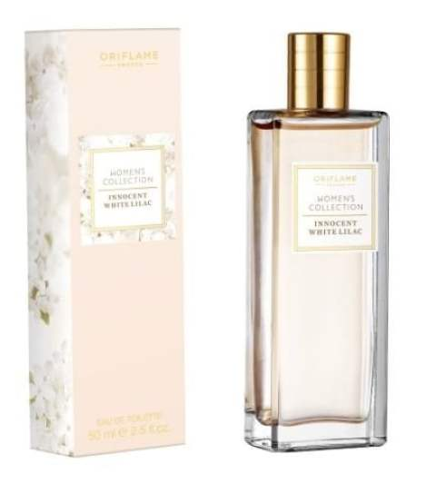 Oriflame Women's Collection Innocent White Lilac EDT Box and Bottle HR