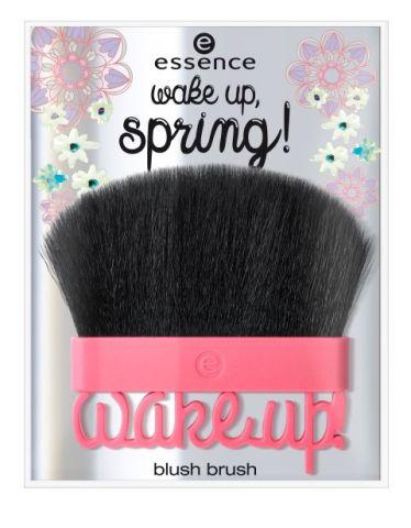 ess. wake up, spring blush brush