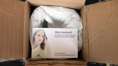 foto poster verpakking miss sentinelli