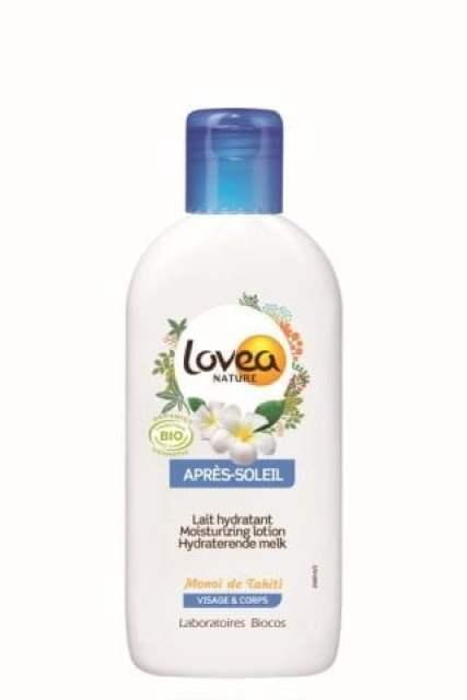 LOVEA - Organic certified after-sun lotion - 125 ml