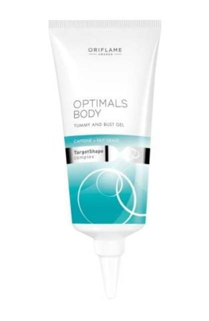 Oriflame Optimals Body Tummy and Bust Gel