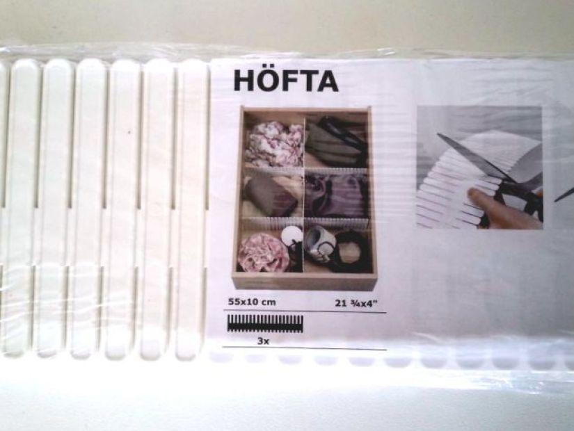 hofta kastverdeler plastic