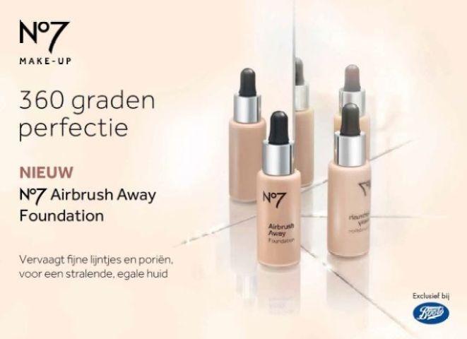 no 7 airbrush away foundation