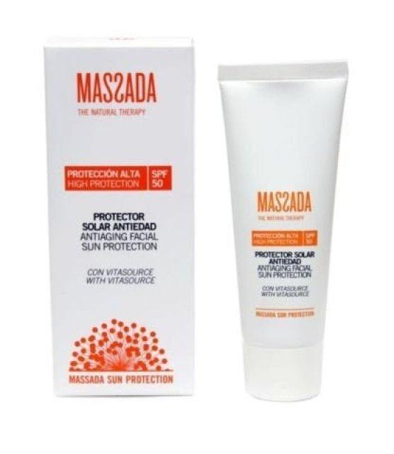 Massada Anti-Aging Facial Sun Protection SPF 50
