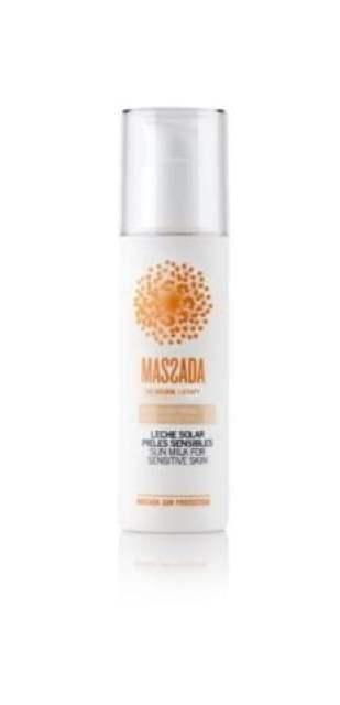 Massada Sun Milk for Sensitive Skin SPF 15