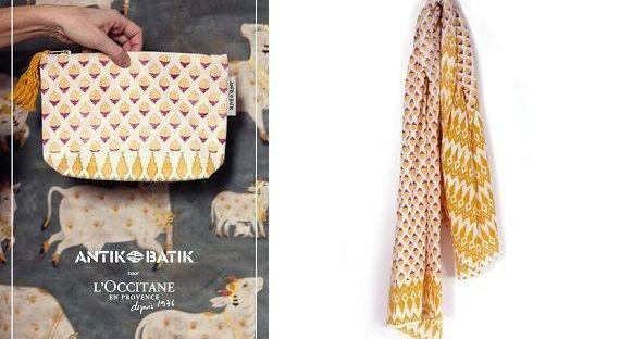 De collectie van Antik Batik voor L'OCCITANE 51 batik De collectie van Antik Batik voor L'OCCITANE Kleding