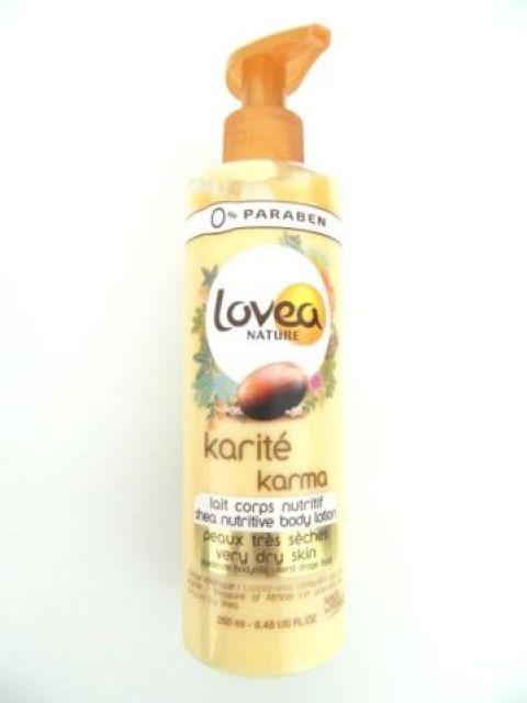 lovea karite bodymilk