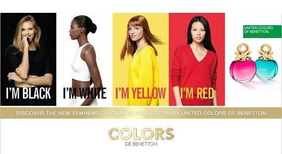 We Are COLORS. De nieuwe parfumcollectie van Benetton 9 Benetton We Are COLORS. De nieuwe parfumcollectie van Benetton