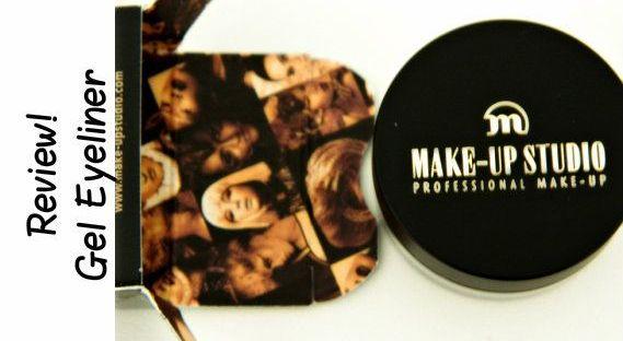 Review- Pro Eyeliner Gel- Make-up Studio 9 eyeliner Review- Pro Eyeliner Gel- Make-up Studio