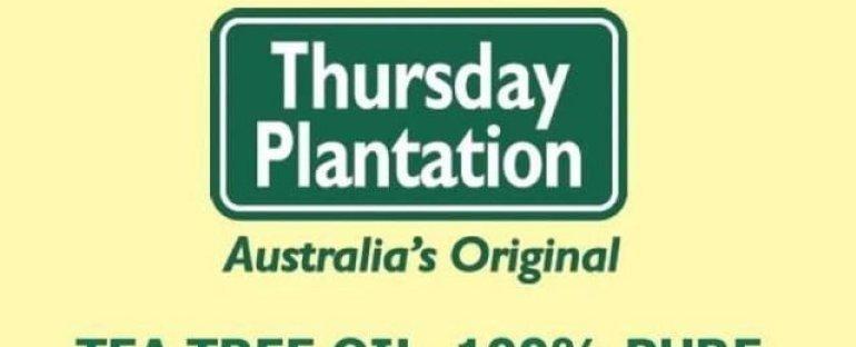 Thursday Plantation Tea Tree Oil, 100% Pure (plus korte review) 9 tea tree Thursday Plantation Tea Tree Oil, 100% Pure (plus korte review)