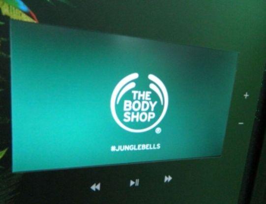 the body shop kerstfilm