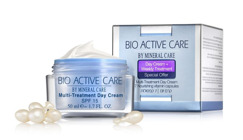 Bio Active by Mineral Care Day Cream + Weekly Treatment