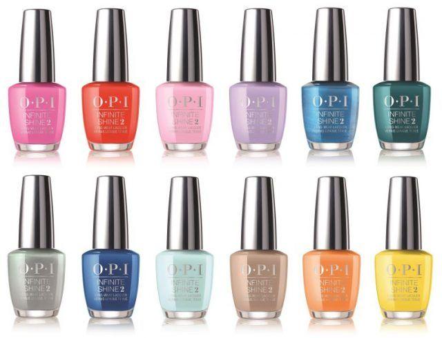 FIJI Collection by OPI