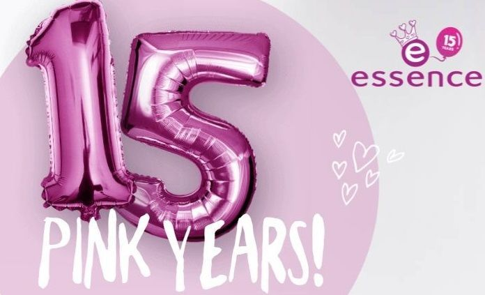 15 pink years