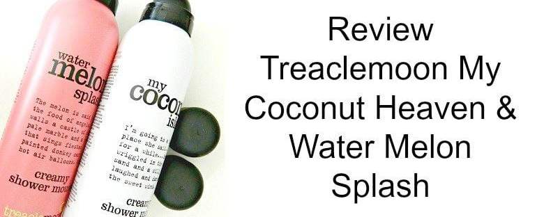 Treaclemoon My Coconut Heaven Water Melon Splash 1