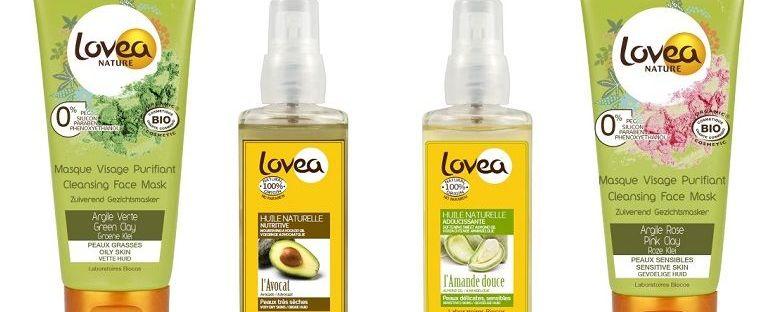 Nieuw van Lovea Nature! Biologische kleimaskers voor het gezicht en... 11 lovea Nieuw van Lovea Nature! Biologische kleimaskers voor het gezicht en... Lovea