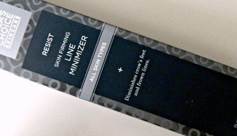 Resist Skin Firming Line Minimizer Paula's Choice 2