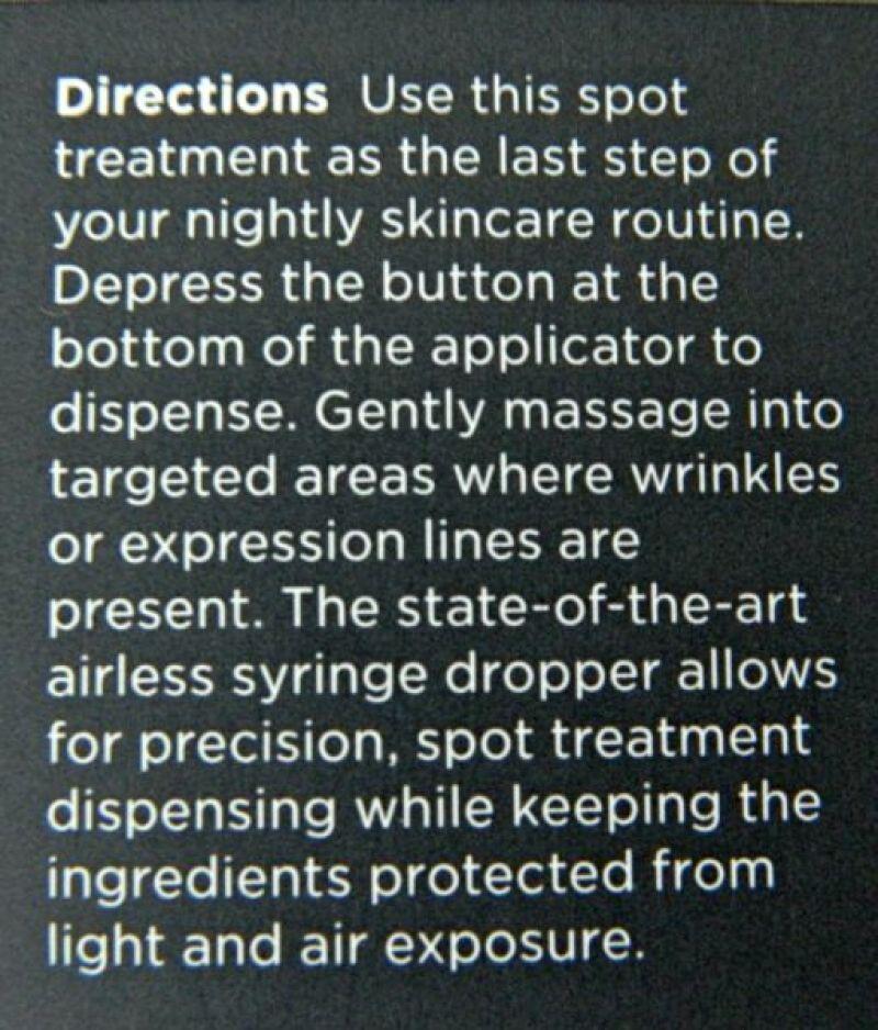 beschrijving Resist Skin Firming Line Minimizer Paula's Choice