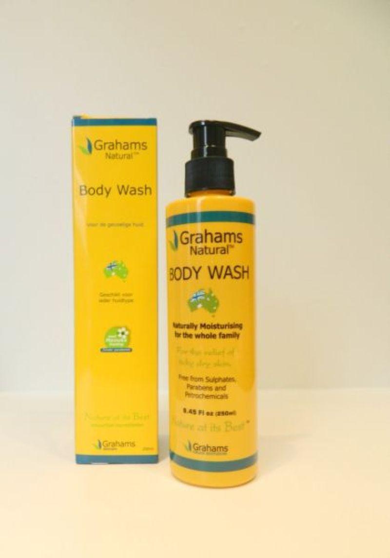 Review- Grahams Body Wash met Manuka Honing en Aloë Mineral Deodorant Roll-on 7 grahams Review- Grahams Body Wash met Manuka Honing en Aloë Mineral Deodorant Roll-on