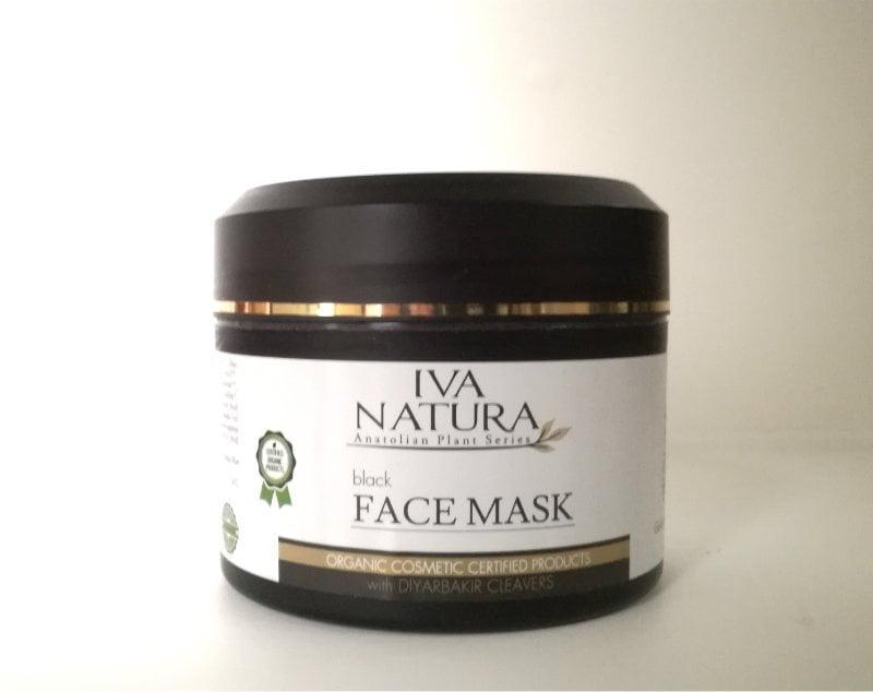 iva natura face masker