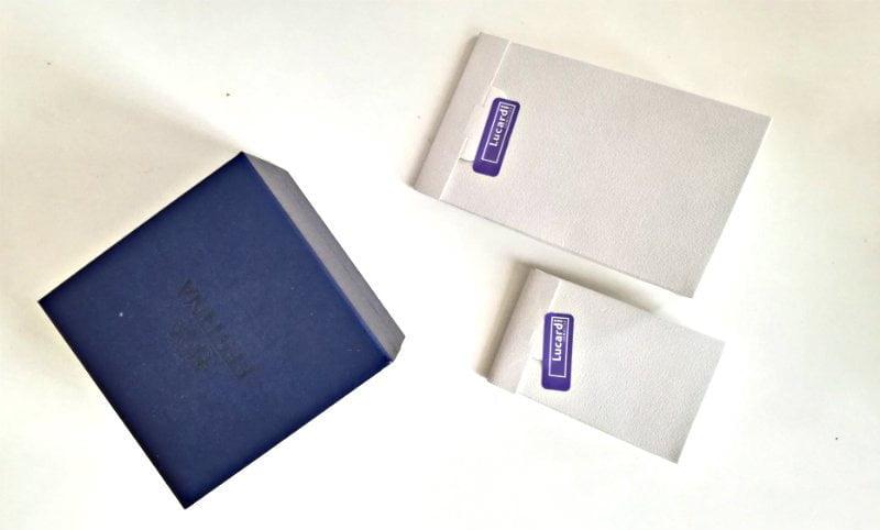verpakkingen lucardi